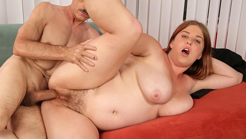 Секс С Молодой Полной