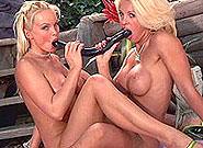 Pussymans International Butt Babes #02, Scene #02