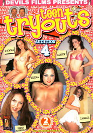 Eight Teen Tryouts #04 DVD Cover