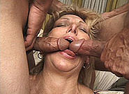 Mother Fucking Gang Bang, Scene #3