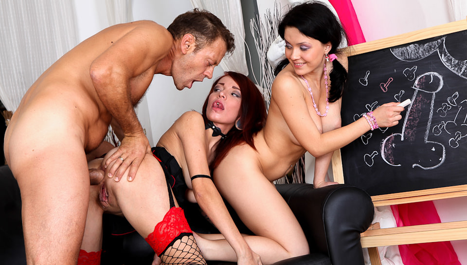 Rocco's Young Anal Lovers-Aspid, Niki E