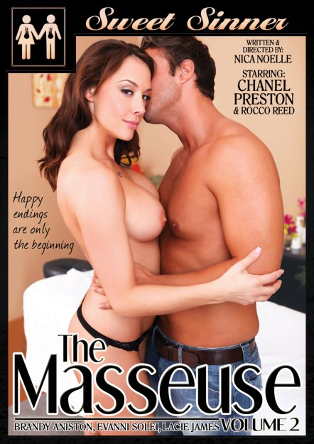 The Masseuse Vol 02