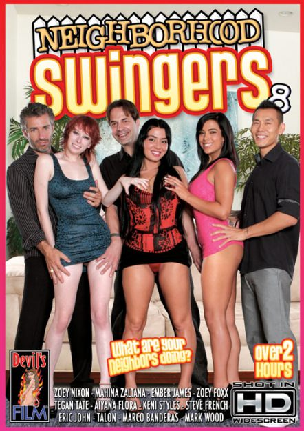 Neighborhood Swingers #08