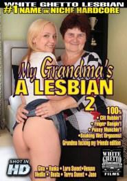 My Grandma's A Lesbian #02 DVD Cover