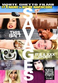 This Isn't Savages - It's A XXX Spoof DVD Cover