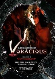 Voracious - Season 01 Episode 10 DVD Cover
