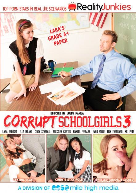 Corrupt Schoolgirls #03 Dvd Cover