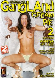 GangLand Cream Pie #02 DVD Cover