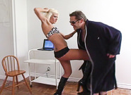 This Isn't Observe And Report - It's A XXX Spoof!, Scene #02