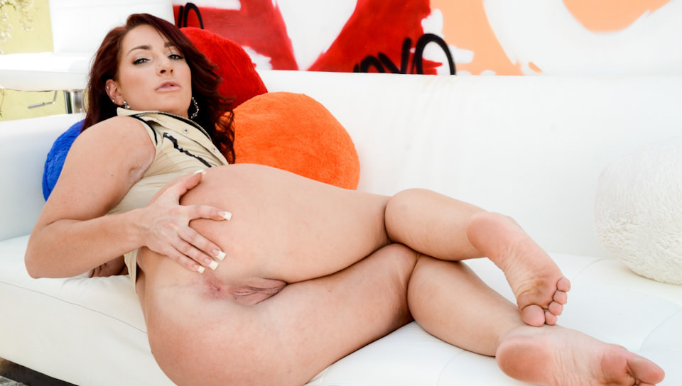 MikeAdriano.com Up Her Asshole 03, Scene 01