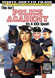 This Isn't Police Academy It's A XXX Spoof! DVD Cover