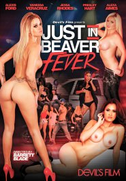 Just In Beaver Fever DVD Cover