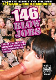 146 Blowjobs DVD Cover