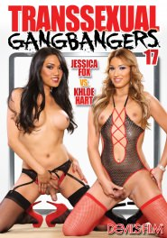 Transsexual Gang Bangers #17 Dvd Cover