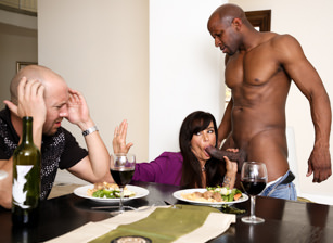 India Summer, Shayla Laveaux, Persia Pele And Sara Jay Are