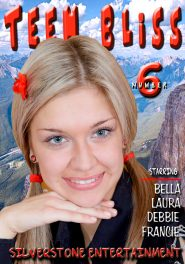 TEEN BLISS #06 DVD Cover