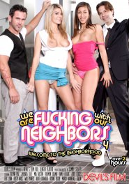 We Are Fucking With Our Neighbors #04 DVD Cover