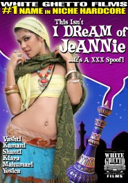 This Isn't I Dream Of Jeannie It's XXX Spoof DVD Cover