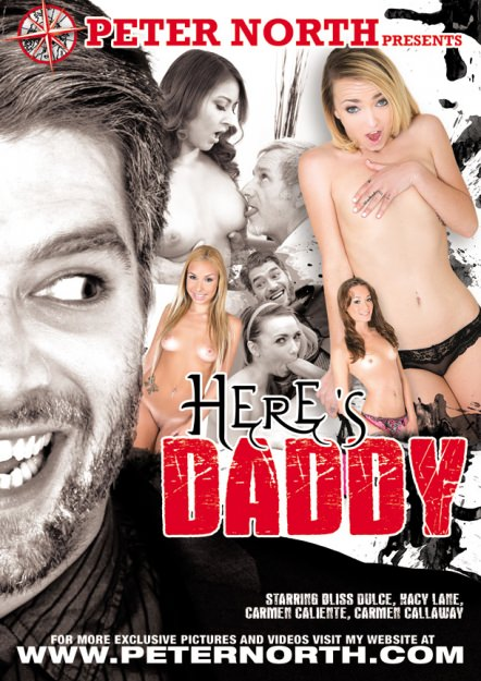 Here's Daddy Dvd Cover