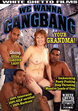 We Wanna Gangbang Your Grandma Dvd Cover