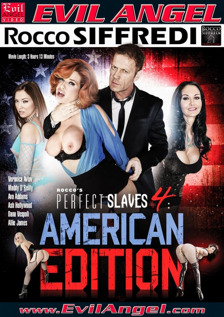 Rocco's Perfect Slaves #04 Dvd Cover