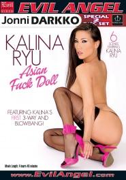 Kalina Ryu Asian Fuck Doll DVD Cover