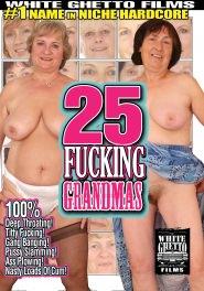 25 Fucking Grandmas DVD Cover