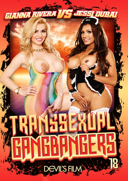 Transsexual Gang Bangers #18