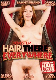 Hair There and Everywhere DVD Cover