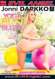 Yoga Butt Sluts DVD Cover