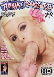 Throat Bangers #22 DVD Cover