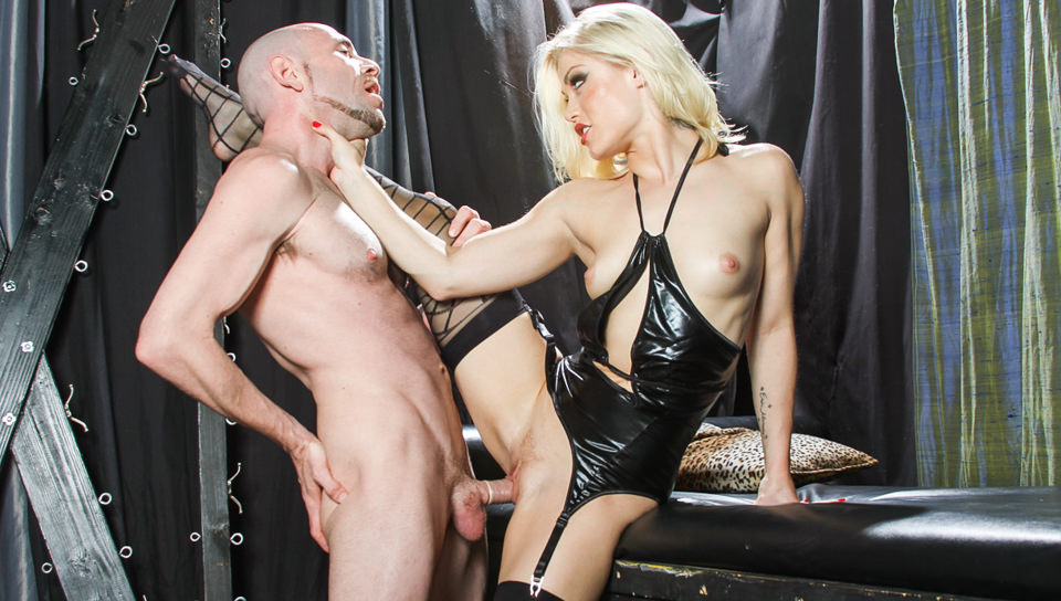When Porn Stars Attack! #03 – Ash Hollywood, Flynt Dominic