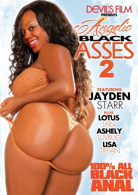 Angelic Black Asses #02