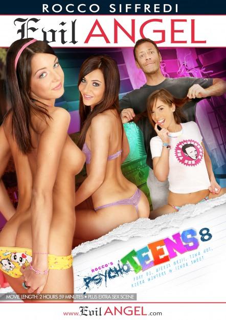 Rocco's Psycho Teens #08