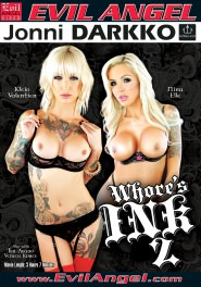 Whore's Ink #02 DVD Cover