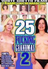 25 Fucking Grandmas #02 DVD Cover