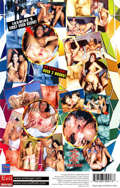 Roccos True Anal Stories # 11 DVD at CD Universe