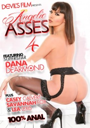 Angelic Asses #04 DVD Cover