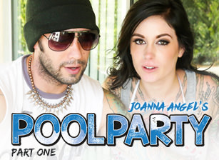 Joanna Angel's Pool Party - Part 1