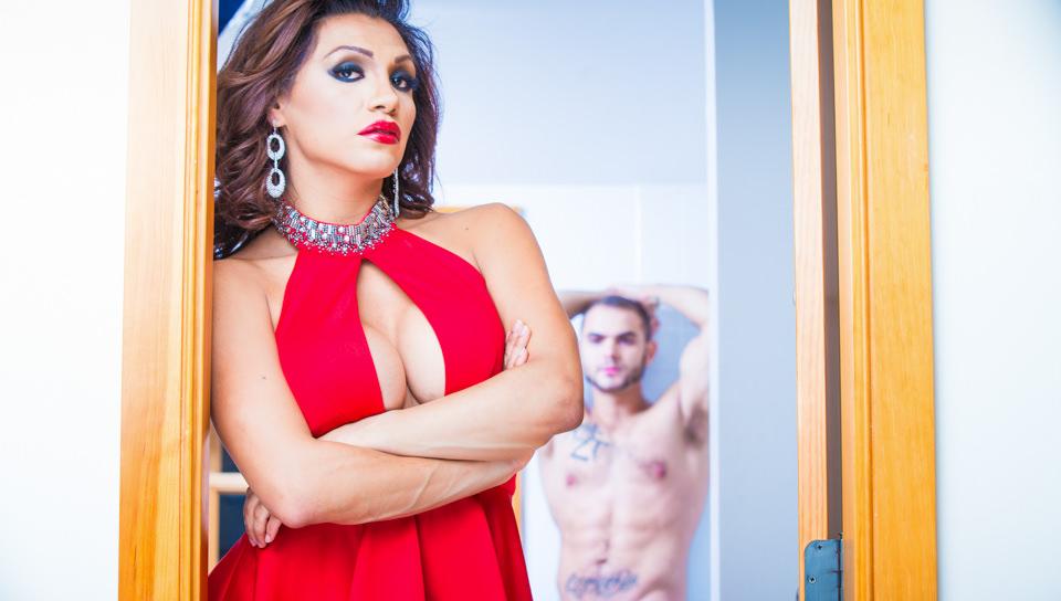 Jessy Dubai, TS Superstar, Scene #04