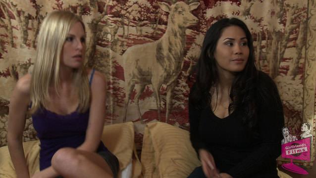 Threesome Lesbian Porn - Real Lesbian Sex | Girlfriends Films Latest