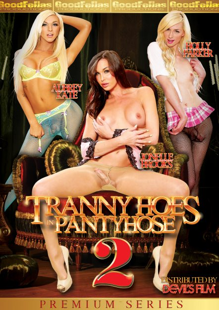 Trans Hoes In Pantyhose #02 Dvd Cover