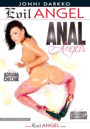 Anal Angels DVD Cover
