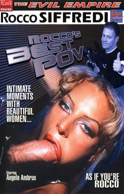 Rocco's Best Pov Dvd Cover