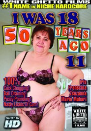I Was 18 Fifty Years Ago #11 DVD Cover