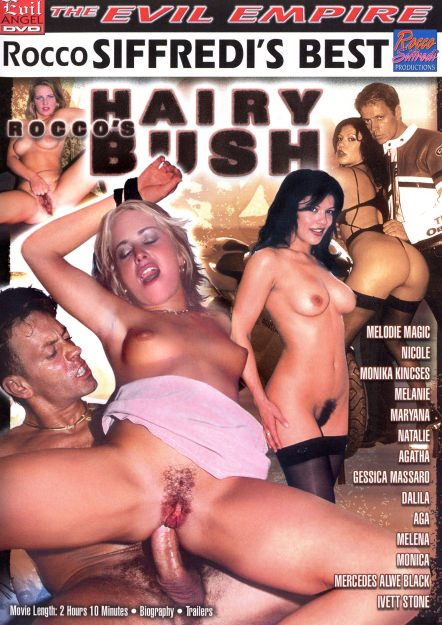 Hairy Bush Dvd Cover