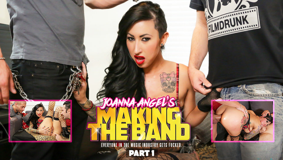 Making The Band XXX – Part 1 – Lily Lane