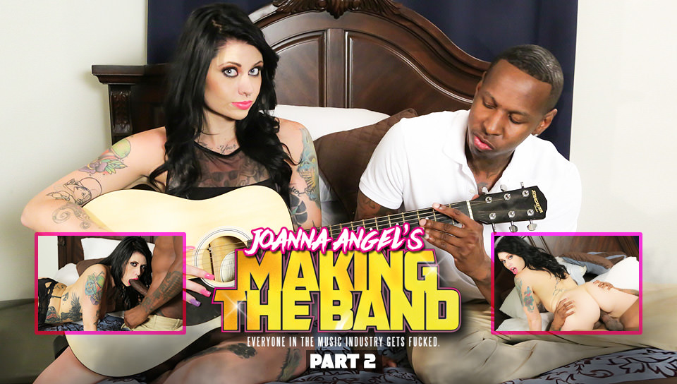Making The Band XXX-Part 2 – Jordyn Shane
