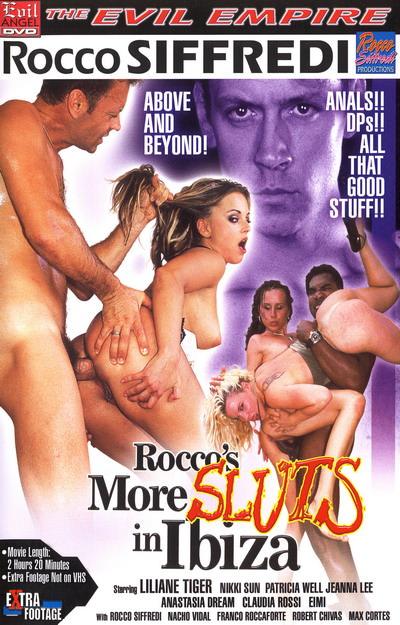 More Sluts In Ibiza Dvd Cover