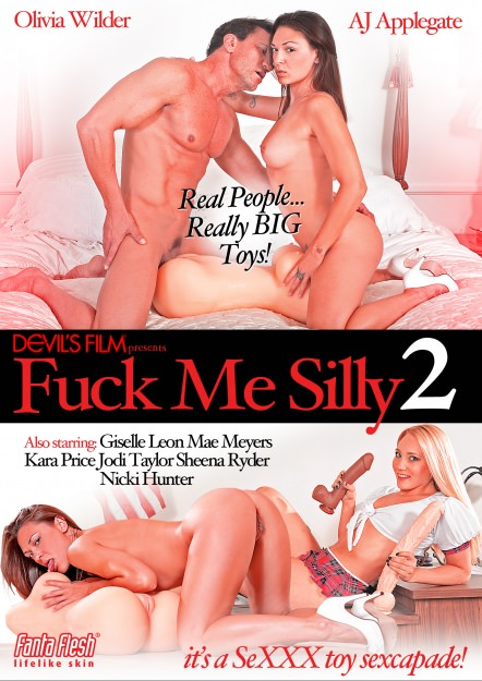 Fuck Me Silly #02